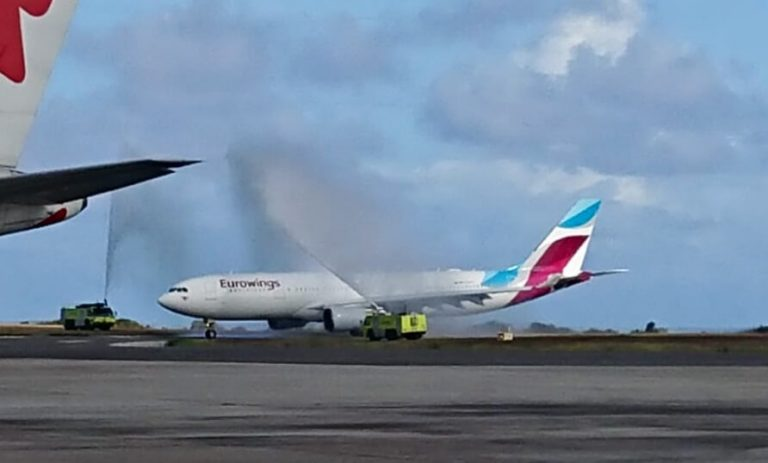 Barbados enjoys major European expansion with new Eurowings flight