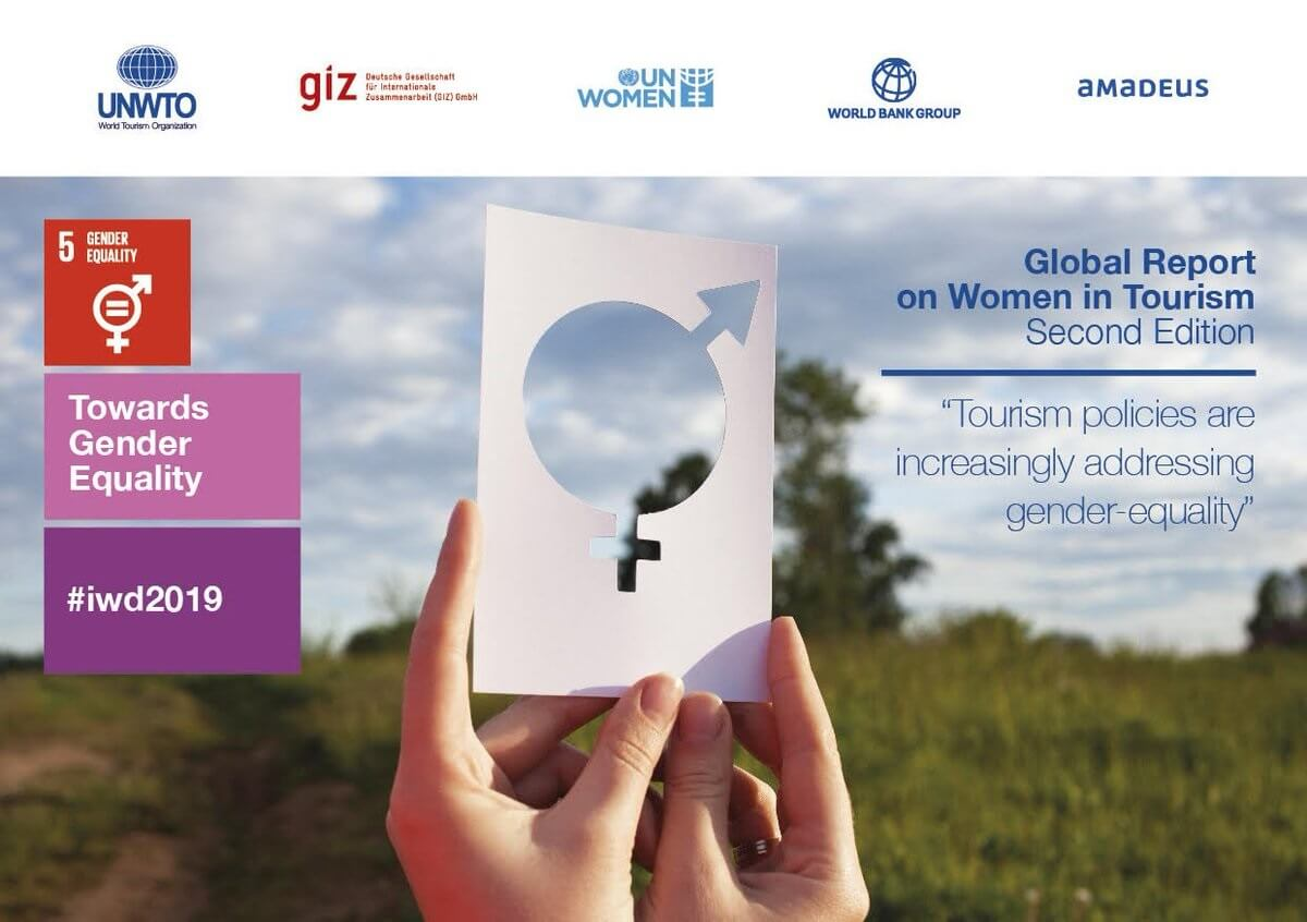 UNWTO: Tourism leading other global sectors in advancing gender equality