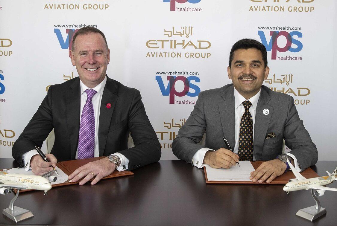 Etihad Airways to bring Saudi medical patients to Abu Dhabi