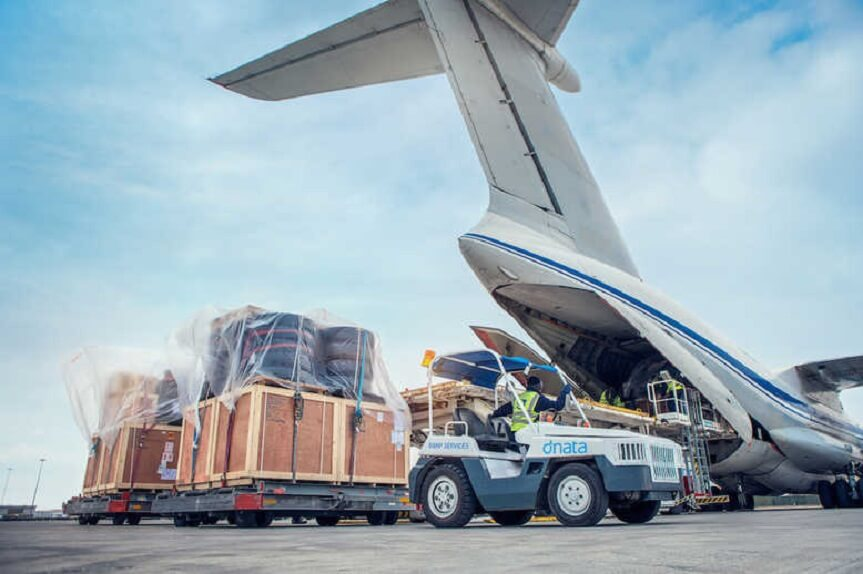 Air Cargo: How fast can the industry change?