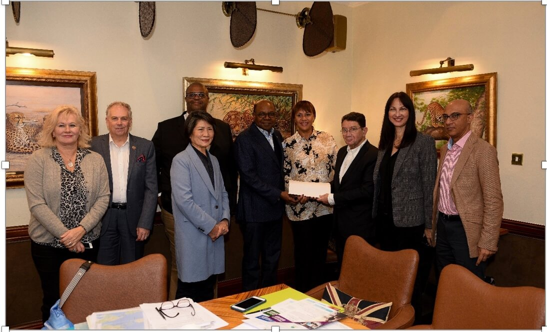 Global Tourism Resilience Centre provides relief for Bahamas