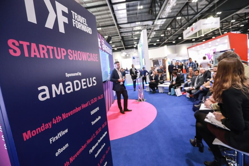 WTM: Flymoney wins StartUp Pitch at Travel Forward