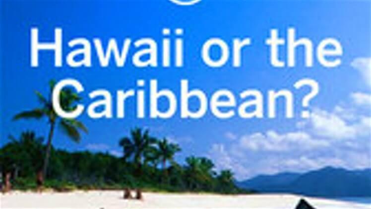 Sandals Resorts Hawaii? A Caribbean Vacation in Hawaii?
