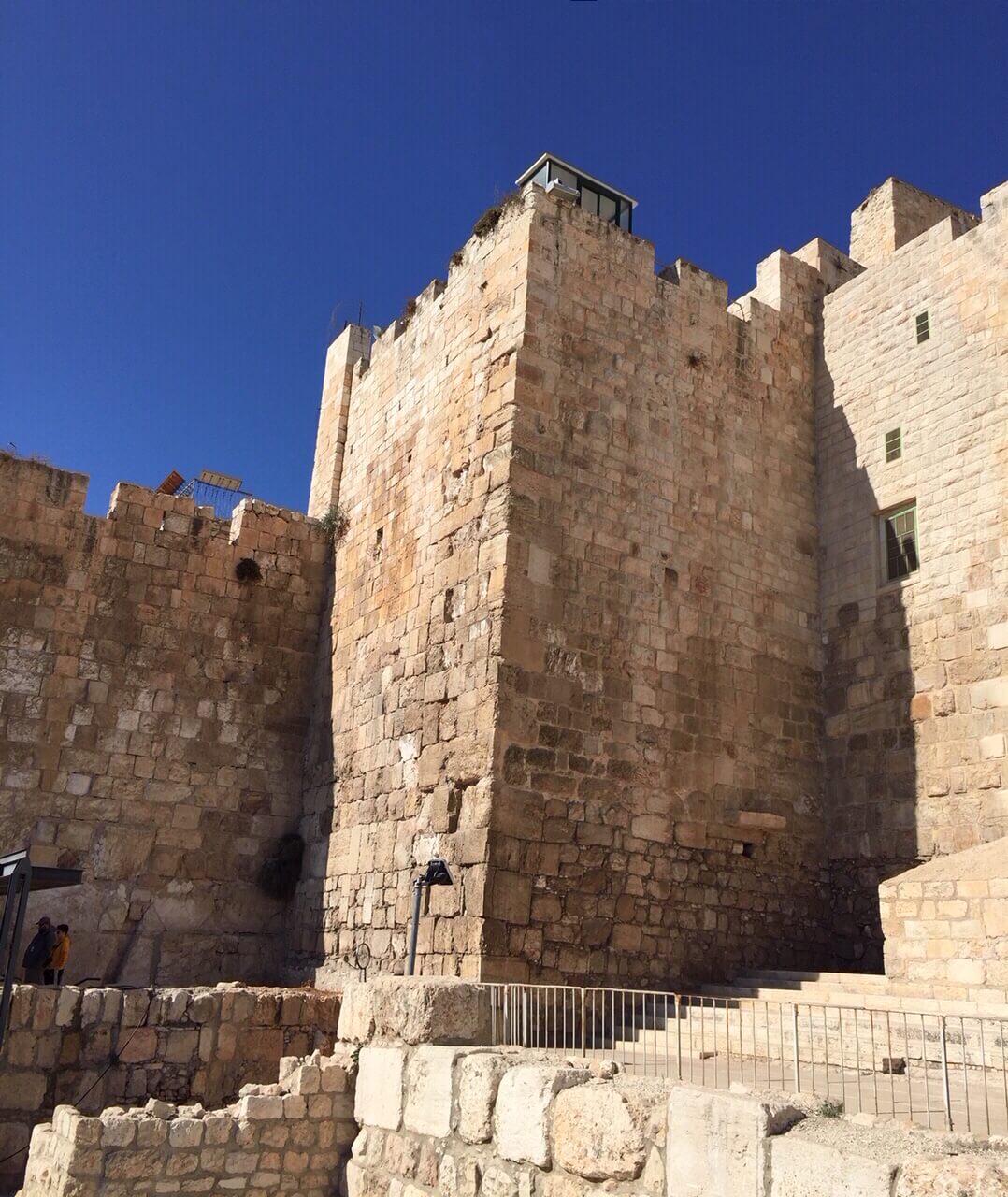 Shalom del centro del mundo: Jerusalén