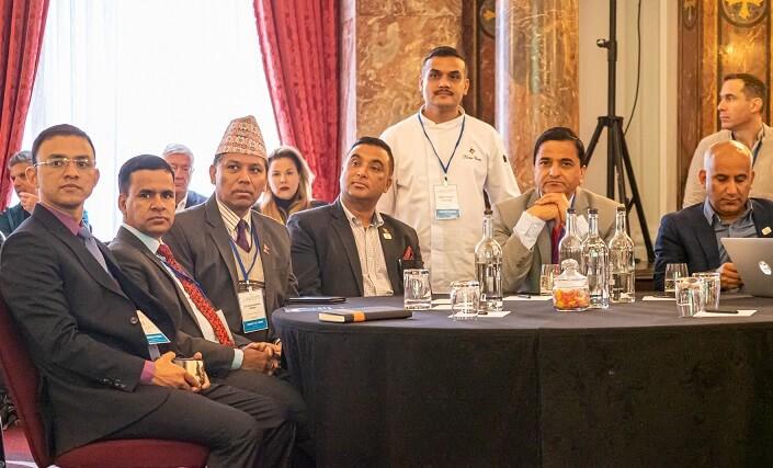 Taste of Nepal at Foodtrex London