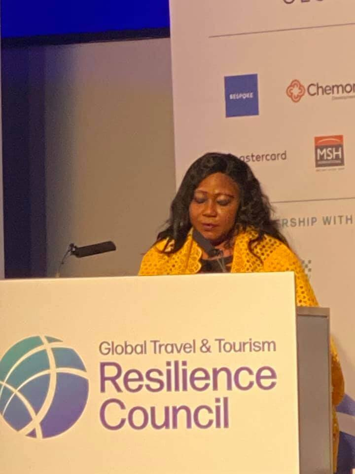Sierra Leone Tourism Minister Pratt acted immediately to keep COVID-19 out