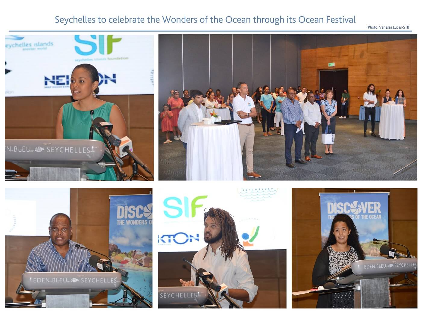 Seychelles to celebrate the Wonders of the Ocean through its Ocean Festival