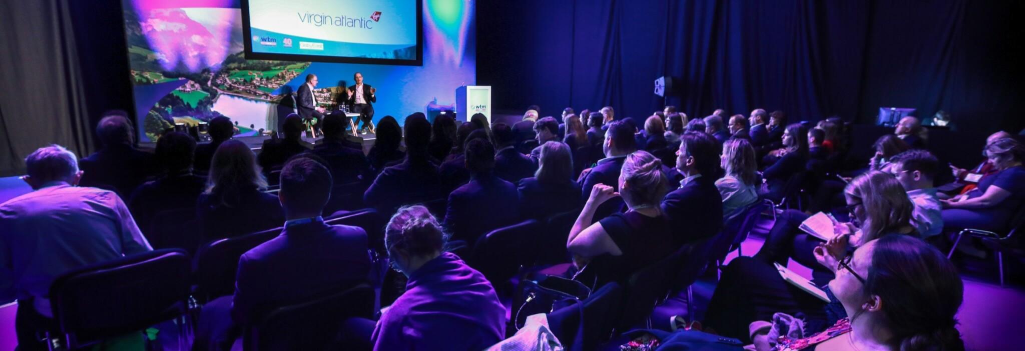 WTM: London Welcomes Industry Bosses to Speak on Global Stage
