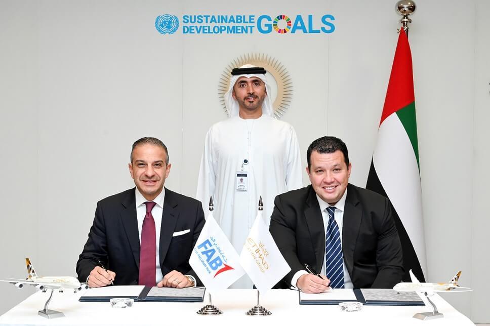 Etihad raises funds tied to United Nations Sustainable Development Goals
