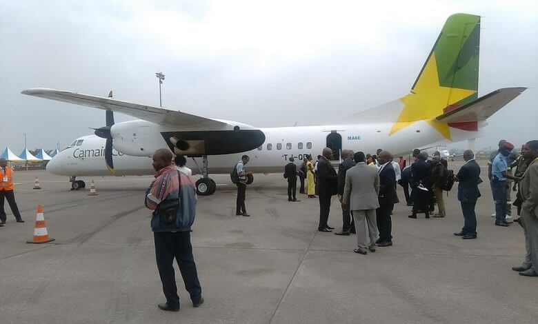 Cameroon Airlines plane attacked during landing at Bamenda airport