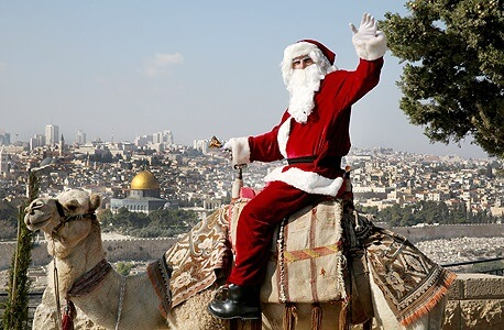 Merry Chrismukkah! Israel Tourism ringing in 2020 with new hotels and flights