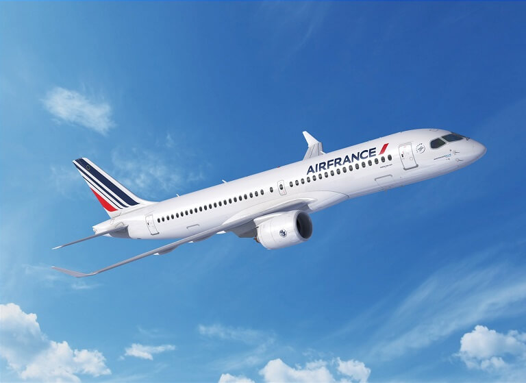 Air France–KLM Group orders 60 Airbus A220-300 aircraft