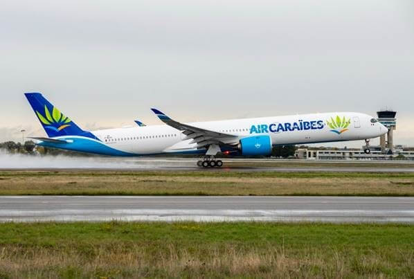 Air Caraibes takes delivery of its first Airbus A350-1000