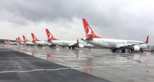 Turkish Airlines to take Boeing to court over 737 MAX losses