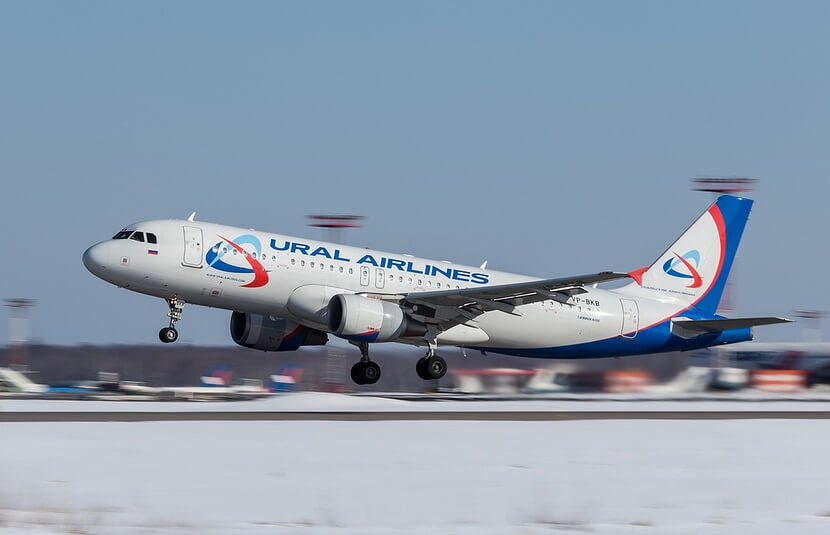 Ural Airlines jet with 149 on board makes emergency landing in Russia