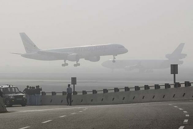 Grounded flights, stalled trains: Dense fog paralyzes India's capital