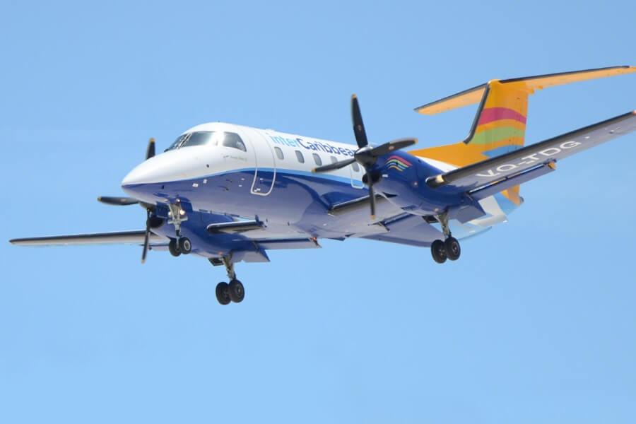 interCaribbean Airways launches new Punta Cana to Tortola flight