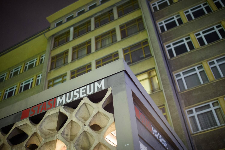 Robbers loot Berlin's Stasi museum just days after Dresden jewelry heist