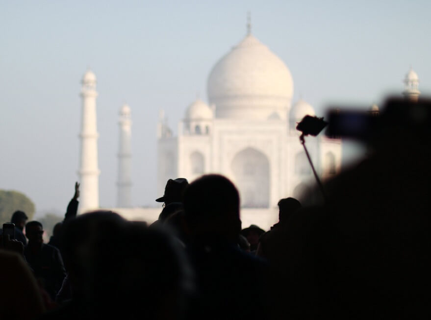 Agra tourists now have to pay extra to view iconic Taj Mahal