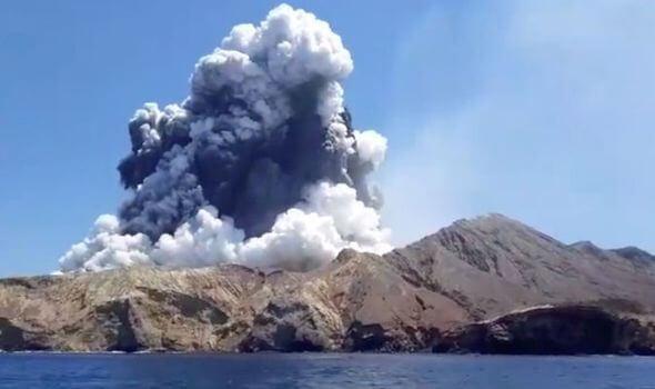5 visitors killed, dozens injured in New Zealand's White Island volcano eruption