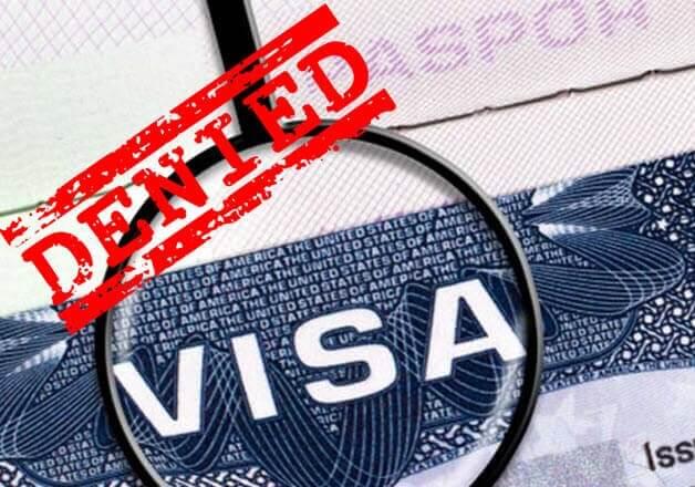 Coronavirus: No more USA visas