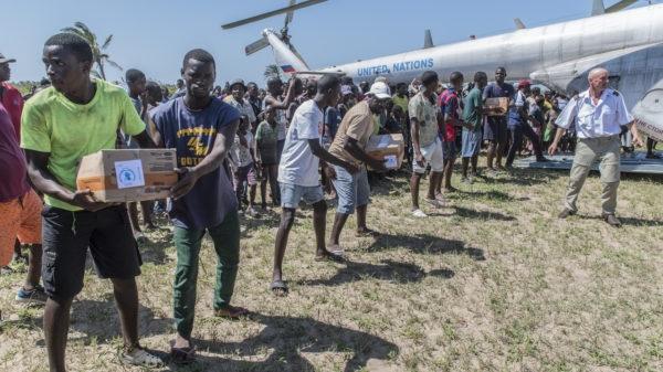 UN: Severe hunger threatens half of Zimbabwe's population