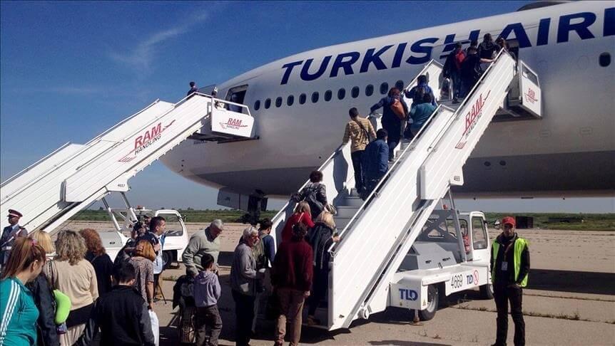 Turkish Airlines: 5.7 million passengers in November 2019
