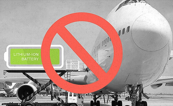 Airline industry steps up efforts against rogue lithium battery shipments