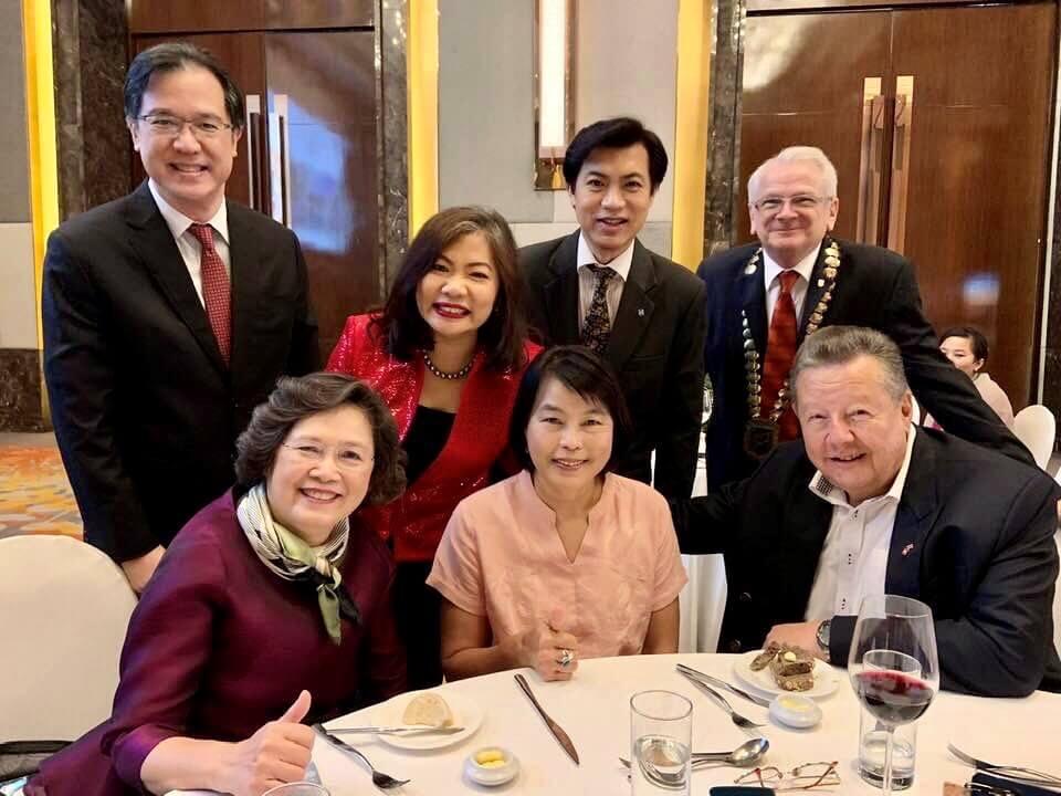 SKÅL and PATA's Bangkok Christmas Charity Fundraiser 2019 Hits New Heights