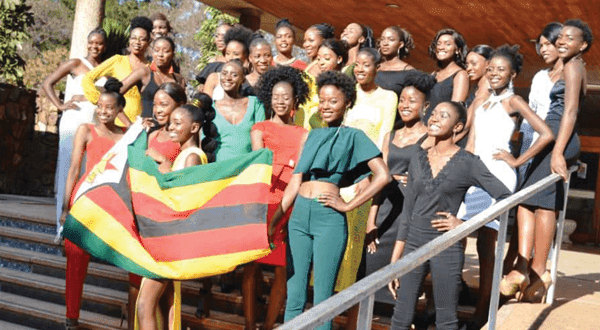 Miss Tourism Zimbabwe finalists in accident
