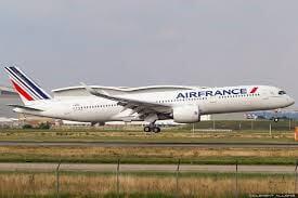 Air France names newest Airbus A350