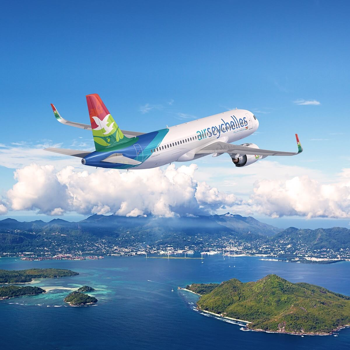 Air Seychelles confirms delivery of 2nd A320neo aircraft