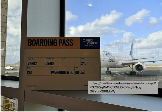 Cape Verde – Washington DC now on Cabo Verde Airlines