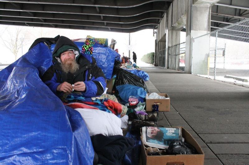 Hawaii and Oregon have a common tourism problem: Homeless people