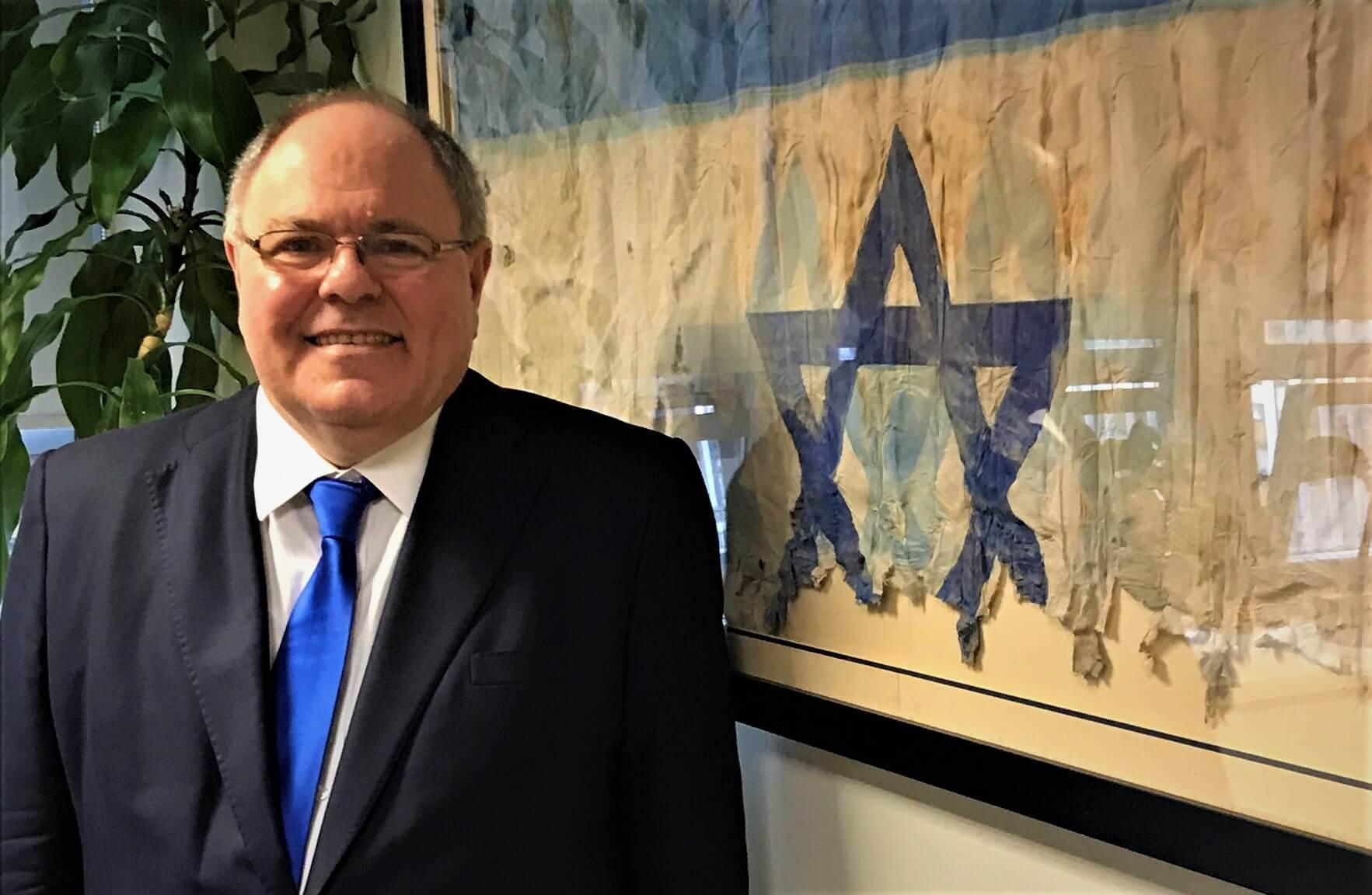 Leading Israel in New York: Dani Dayan, Consul General