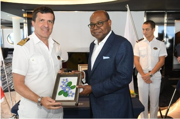 Jamaica expects 50,000 cruise ship passengers in Ocho Rios