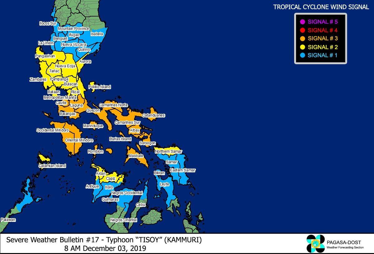 Typhoon Kammuri: The World is Praying for Philippines