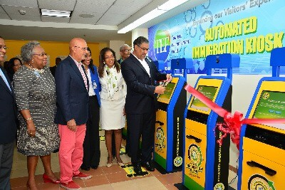 How immigration procedures in Montego Bay will go a lot faster