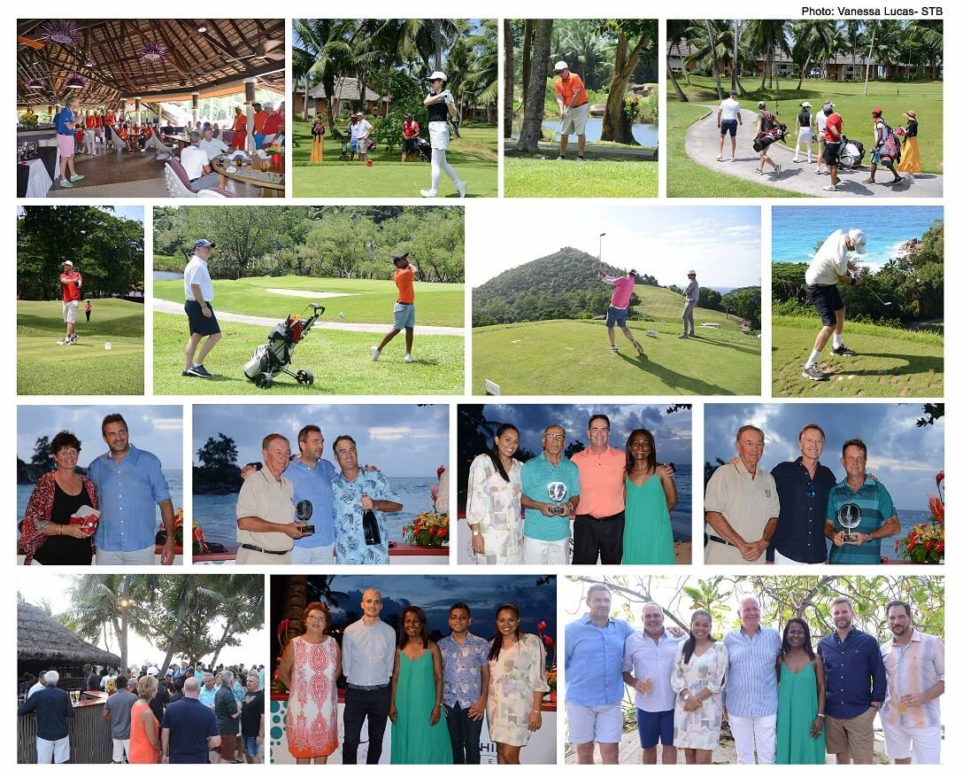 MCB Tour Championship in Seychelles starts off with Pro-Am Competition