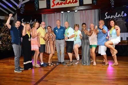 Sandals & Beaches Resorts Hold Sandals Select Runcation Reggae Marathon LIV+ Event