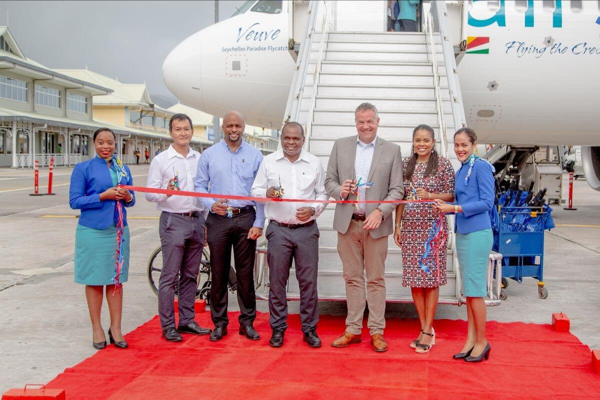 Air Seychelles links with Israel with nonstop flight