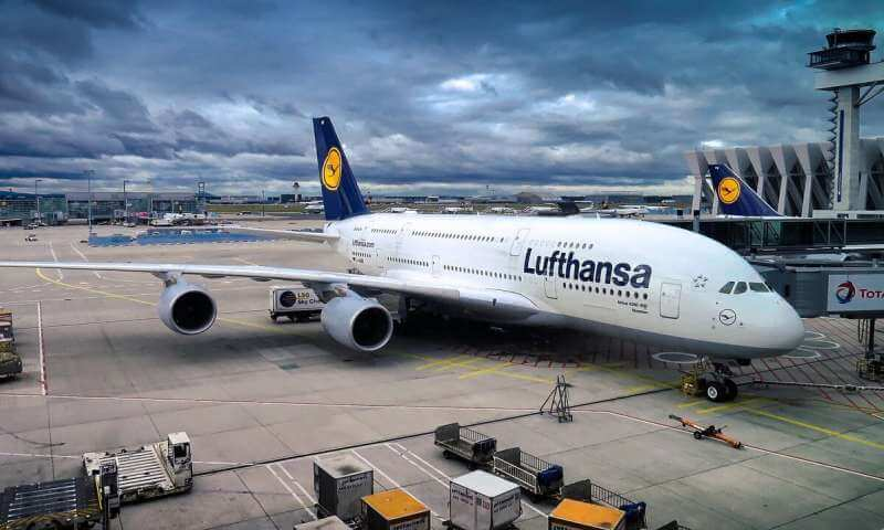 Lufthansa Group: 100% green electricity in home markets