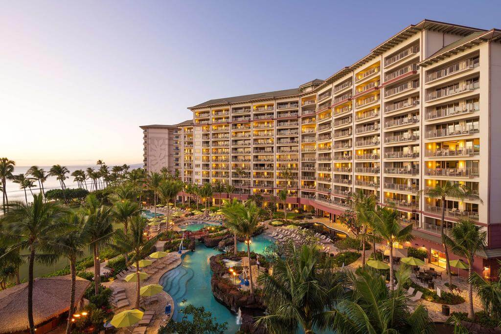 What are the most expensive luxury hotels in Hawaii?