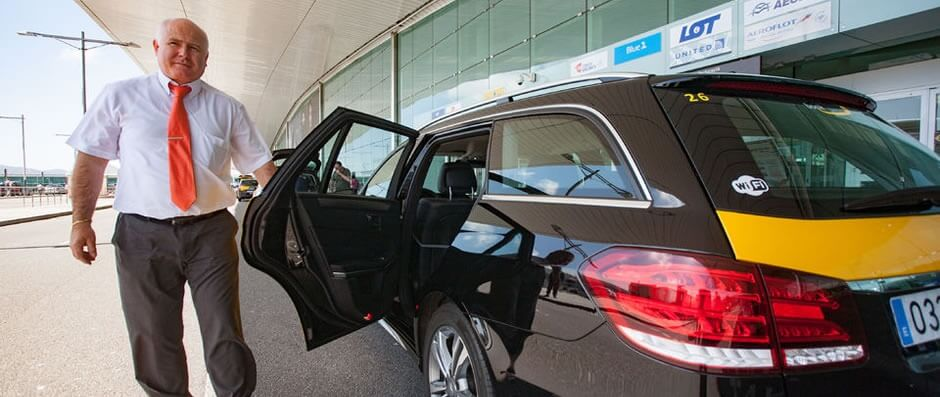 Taxi fares rise at airports in Europe