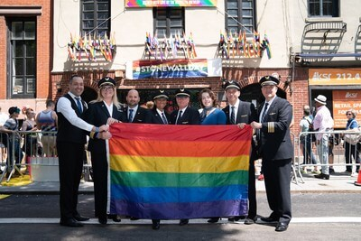 United Airlines scores perfect 100% on LGBTQ+ workplace equality