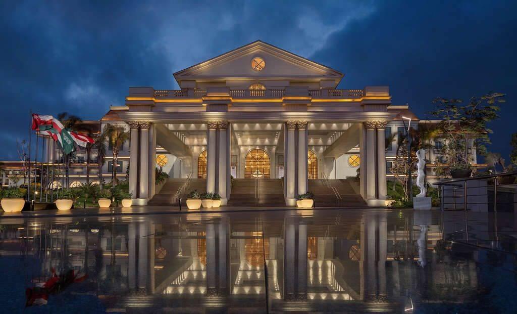 Marriott International brings St. Regis brand to new administrative capital of Egypt