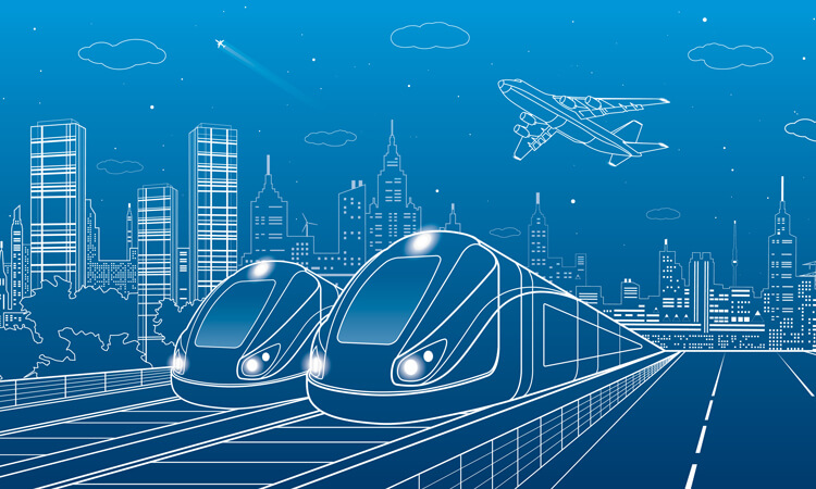 IATA and UIC strengthening cooperation on intermodal travel standards