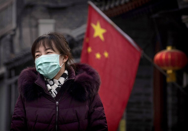 Coronavirus epidemic causes collapse in Chinese travel