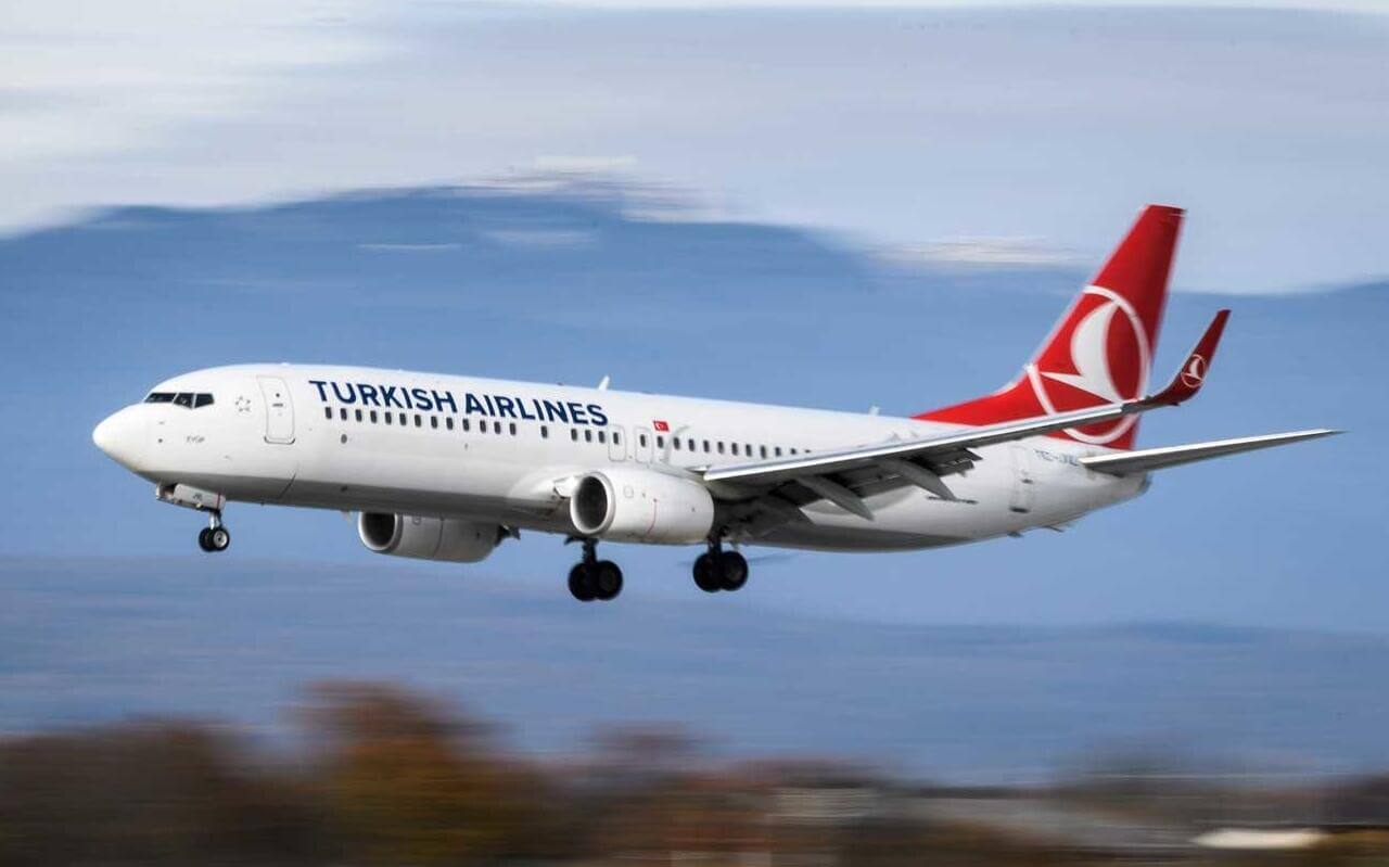 Turkish Airlines cancels all China flights