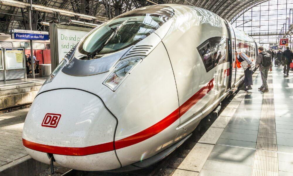 Germany pledges record €86 billion to railway modernization